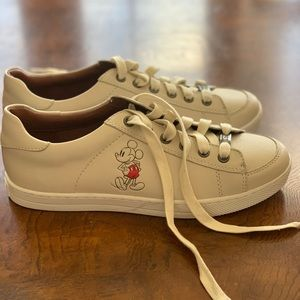 Coach Mickey Mouse Porter Sneakers